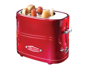 Nostalgia pop-Up Hot Dog Cooker