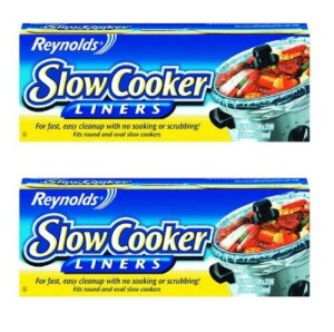 Reynolds Metals Slow Cooker Liners
