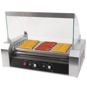 Safeplus Electric Commercial Hot Dog cooker
