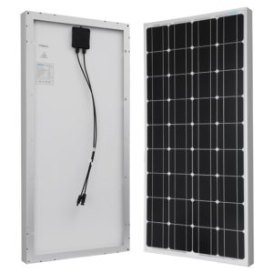 Solar panels for your tailgate party generator