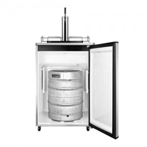 Summit Stainless Door Portable Beer Dispenser