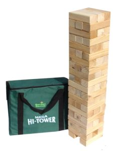 Tailgate Party Supplies Giant Jenga