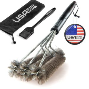 Tailgate Party supplies perfect brush cleaner set