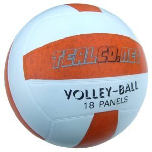Tailgate party game volley-ball - it lights up!