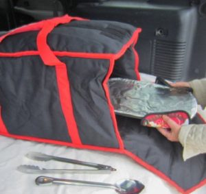 Tailgatea HotBag - LARGE side loading