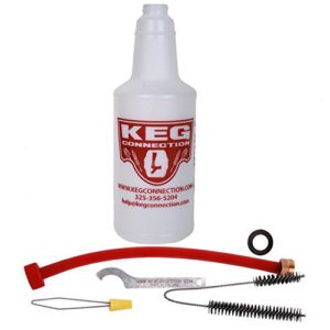 Taprite Kegerator Cleaning kit