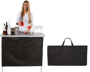 Best Portable Bar - Trademark Innovations