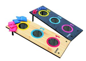 Triumph Sports 2-in-1 3 Hole Bags and Washer Toss Combo