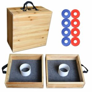 Washer Toss Game set