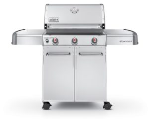 Grillmaster tricks: invest in the Weber Genesis grill