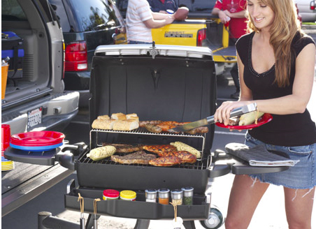 Top 10 Best Tailgate Grills For The Tailgate Party