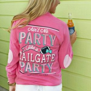 26f587a168 Tailgate Party Attire Doesn't Have to be Beer Color - What Men Wear ...